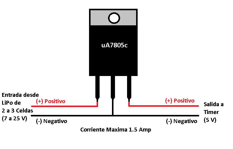 uA7805c